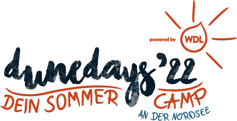 dunedays'22 Dein Sommercamp an der Nordsee